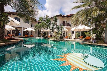 Private resort villa near Bophut beach - Amphoe Ko Samui