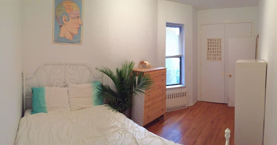 Sunny, clean & friendly Williamsburg room