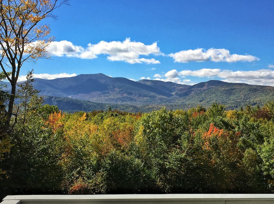 This view is right out your window - no hiking needed!