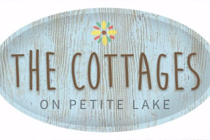Property is part of new community, The Cottages on Petite Lake