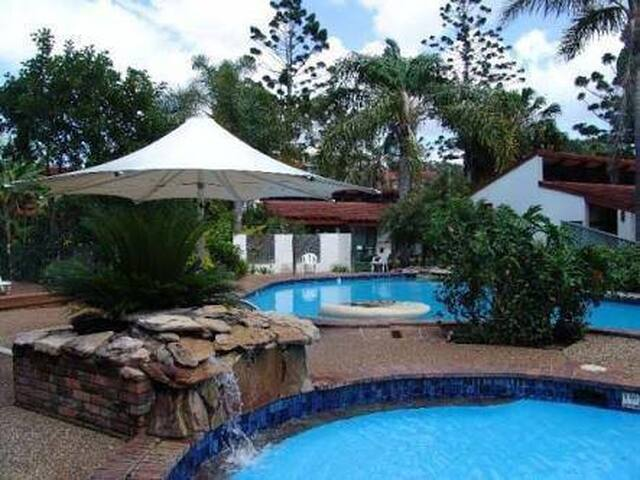 Coffs Harbour Nautilus Villa 107 - Sapphire Beach  - Apartment