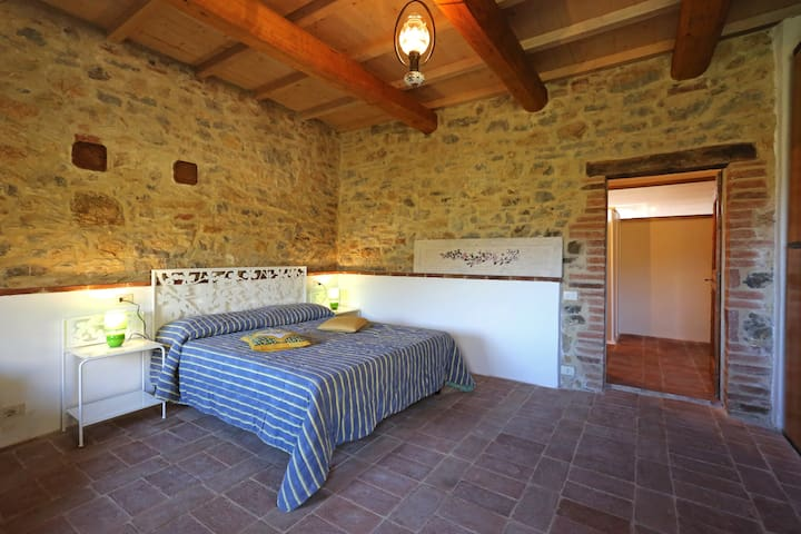 FARMHOUSE PIANACCE - FOREST VIEW - Montegabbione - Leilighet