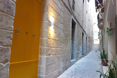 64, NEW Studio with Private Entrance in Valletta. - Βαλέτα - Διαμέρισμα
