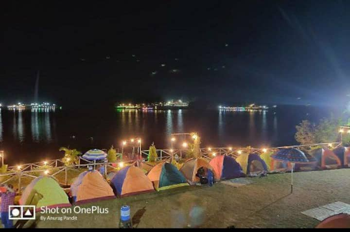 Pawana camping