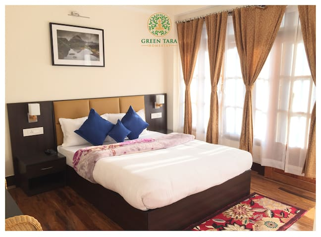 GreenTara ServiceApartment (Rate for 4 persons)#1