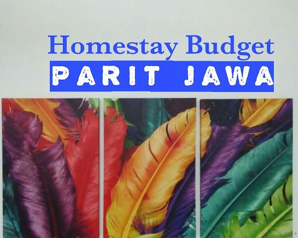 Homestay Budget Parit Jawa