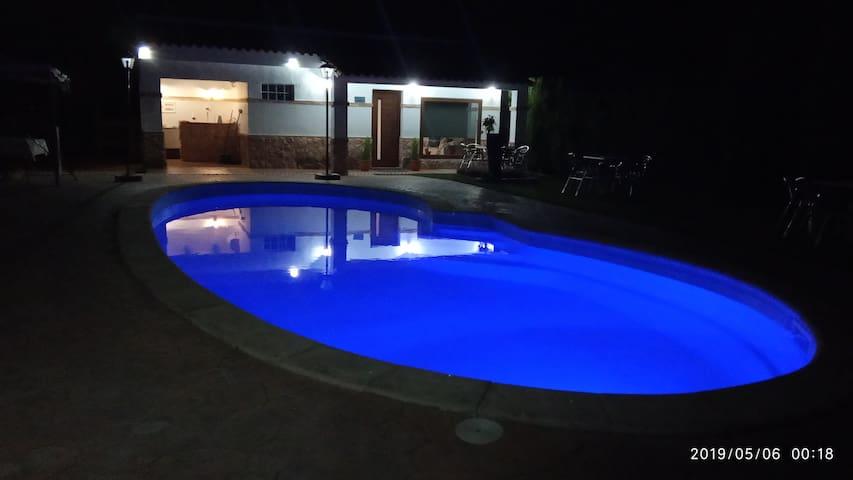 Apartamento con piscina privada - Almagro 4 kms