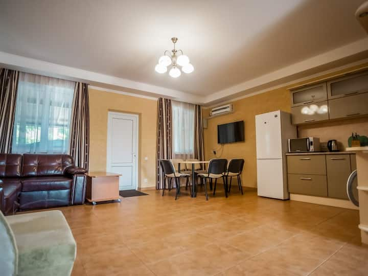 Categ. Cottages and rooms Villa Azov