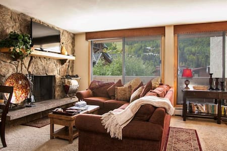 Scorpio Condo, No Car Necessary, Located on Free In-Town Bus Route, Heart of Vail & Lionshead! - Vail