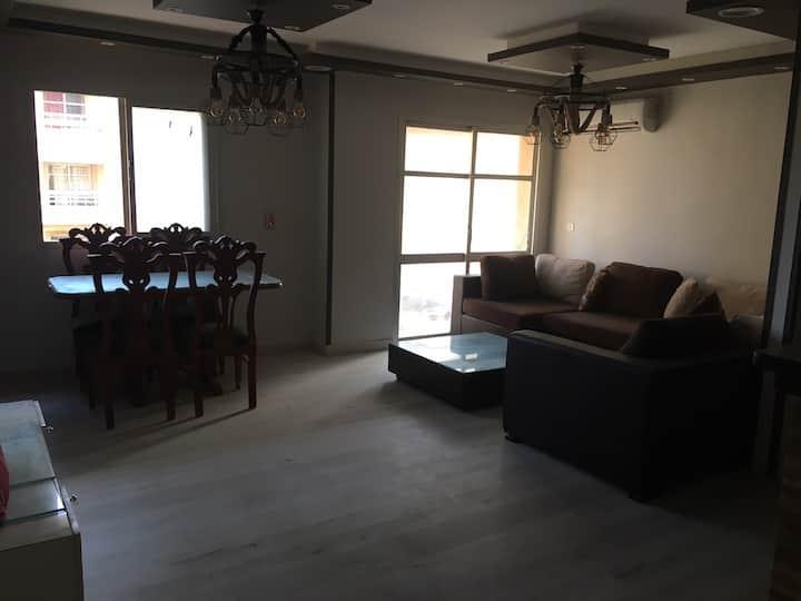 Cozy room in a quiet atmosphere
