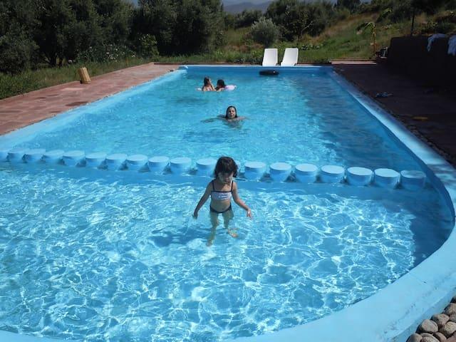 Sunny, calm, quiet  relaxing site - Aghmat - Casa