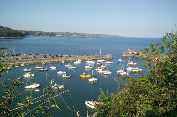 Saundersfoot village centre- Sleeps 6