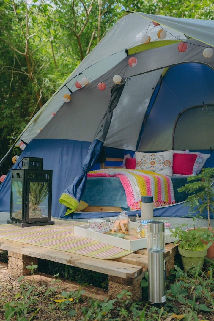 Campito Loving Tent 1