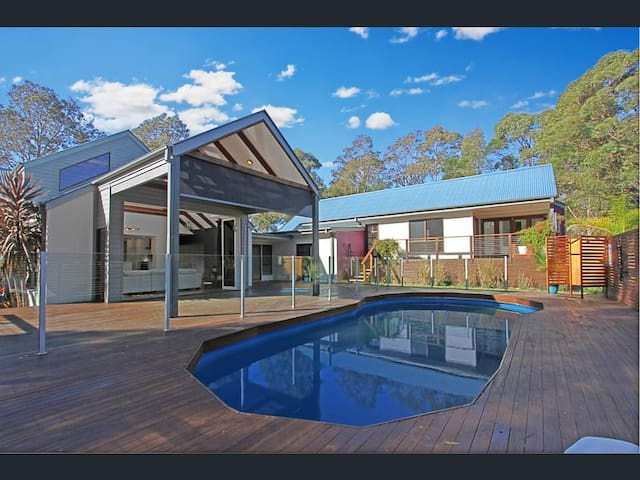 Rural retreat 4 mins drive from Batemans Bay - North Batemans Bay - Ev