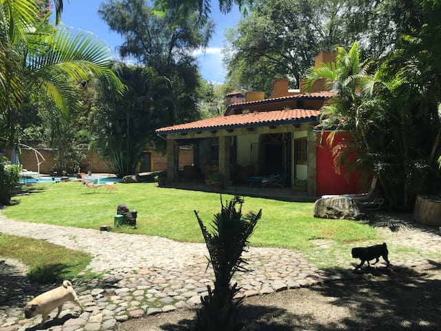 Beautiful colonial house in Atlixco, Puebla - Atlixco