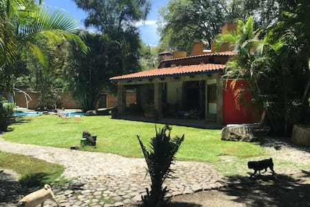 Beautiful colonial house in Atlixco, Puebla - Atlixco - House