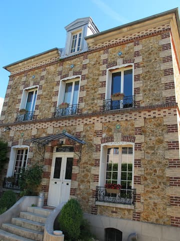 Maison bourgeoise 17 kms de Disneyland - Nanteuil-lès-Meaux