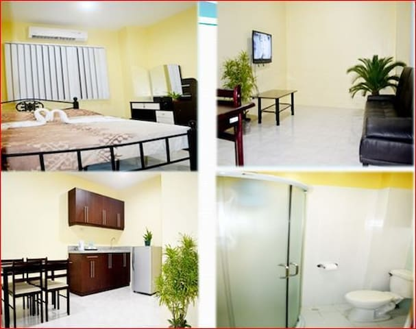 Budget Residential Rooms in Mactan - Lapu-Lapu City - Apartment