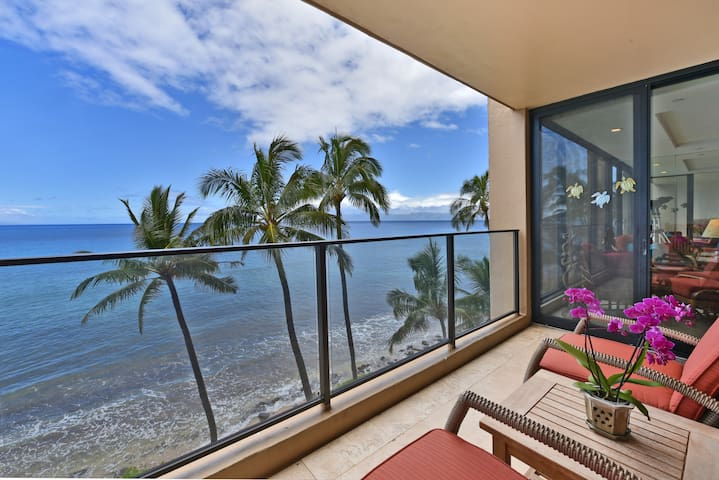 MAHANA 505 OCEAN FRONT W/ SPECTACULAR VIEWS
