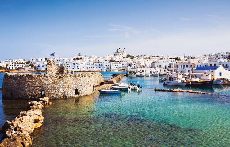 Guidebook for Paros