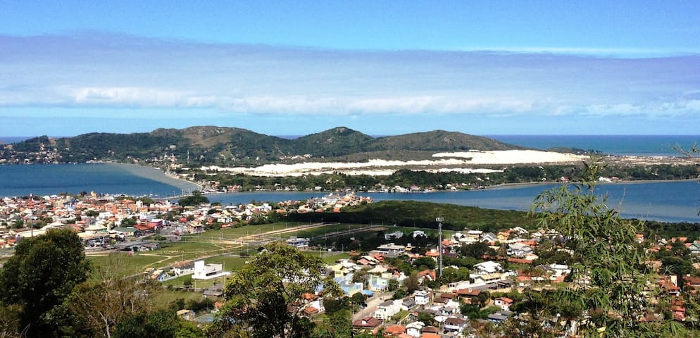 Great room at excellent location in Lagoa - Florianópolis - Appartement