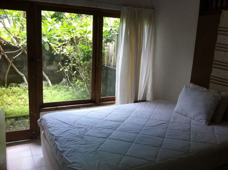 Bedroom at day