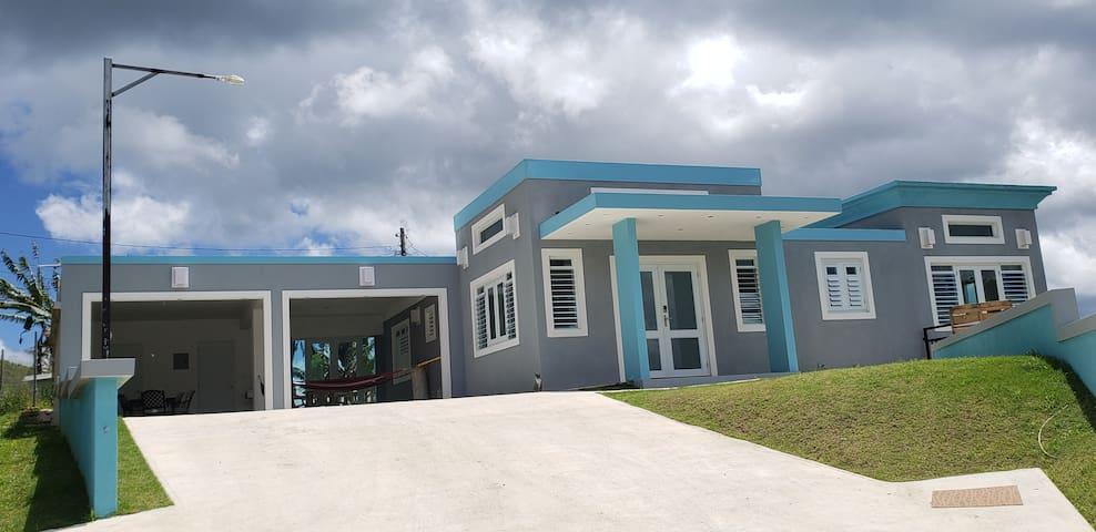 Casa Campo, Loma Verde, Jayuya
