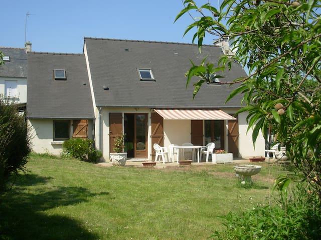 Location de vacances au Pouldu - Clohars-Carnoët - House