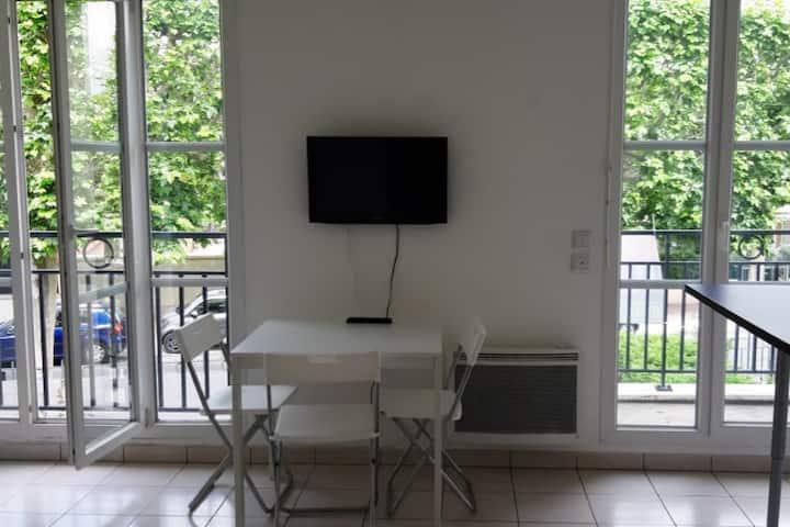 Agréable studio de 32 m2 à Saint Maur des fossés