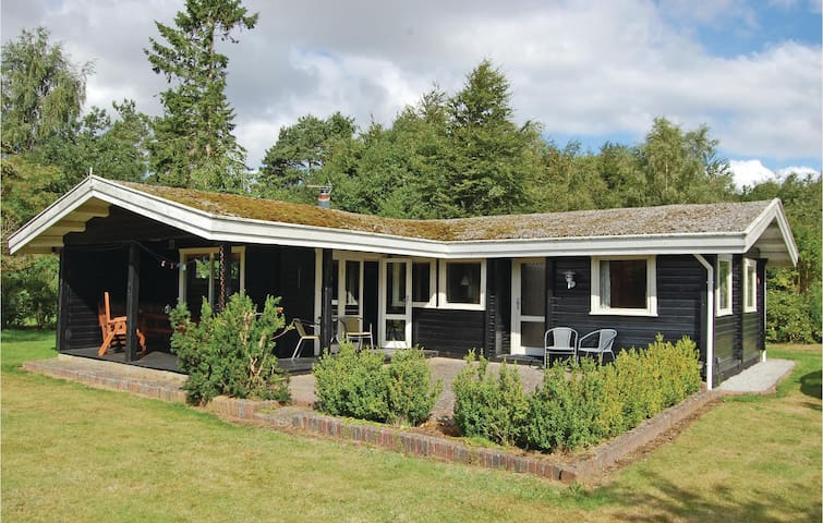 Holiday cottage with 3 bedrooms on 65 m² in Fårvang