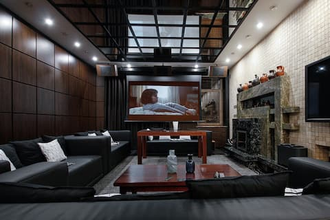 Apartamento Premium 4BR con un enorme jacuzzi