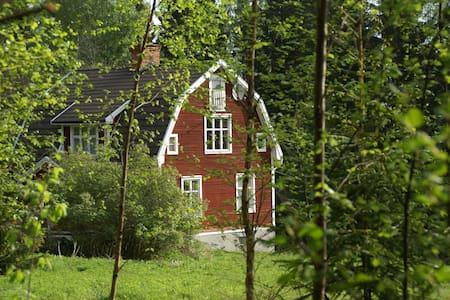 Haus Walden in der Natur Schwedens - Ljusnarsberg V - Bed & Breakfast