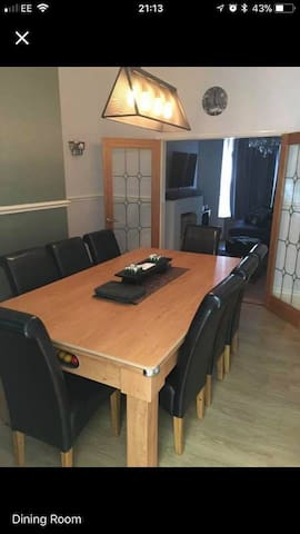 Modern House Share for Rent £90 per week