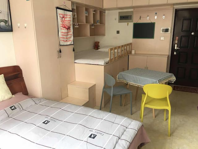 family apartment, long term or short term rent.