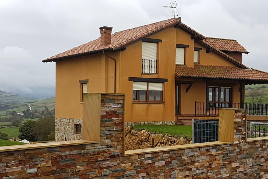 Villa entera casas de campo en alquiler en ongayo - Casas de campo en cantabria ...
