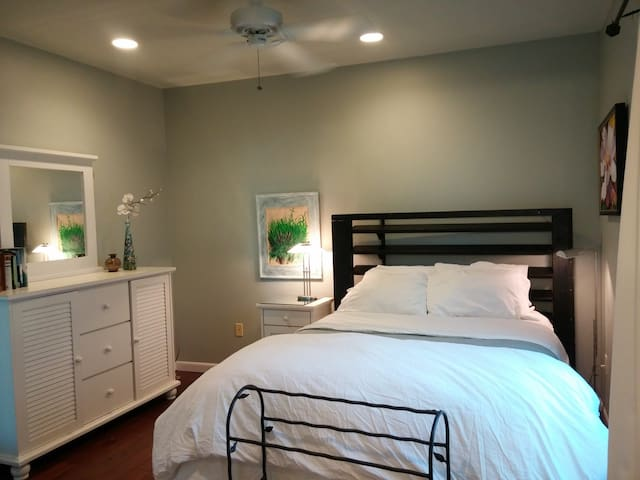 Lilly Room with private bath - Swampscott - Dom