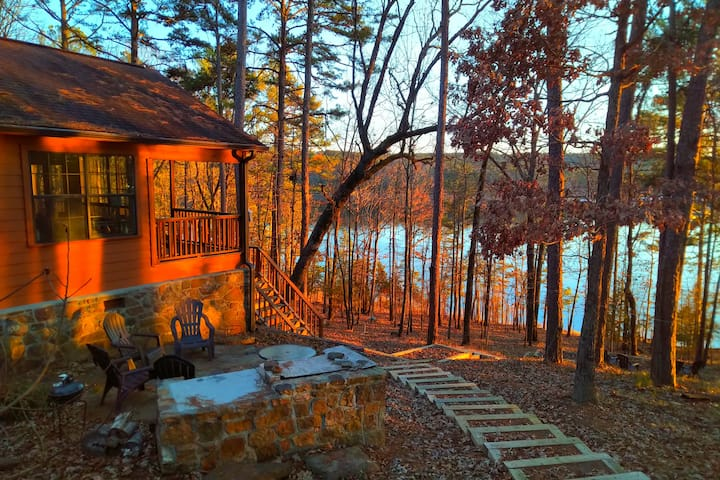 Greer's Ferry Lakefront Cabin