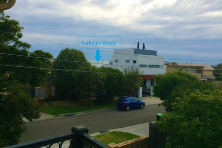Bright room-Beach view-Wifi-Close to train station - Parkdale - Townhouse
