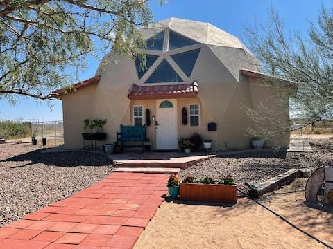 The Desert Dome