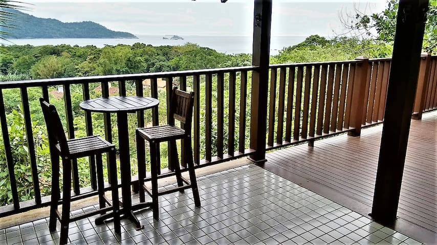 Unique View - Gated Community - Safe Place - São Sebastião - Huis
