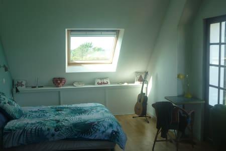 Chambre pour une nuit avec vue sur la mer (GR34)