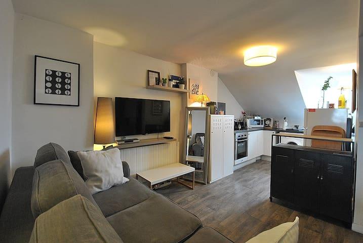 Charmant petit 3 pièces - St Maur / Adamville - Saint-Maur-des-Fossés - Appartement