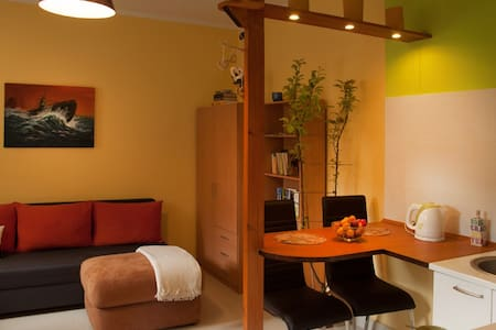 Apartament 2-4 osobowy - Huoneisto
