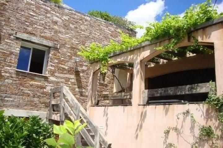 U CASELLU - Santa-Maria-di-Lota - บ้าน
