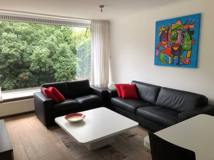 Appartement BBwB rand centrum Breda