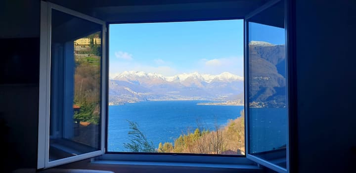 Lake Como View 10 minutes from Varenna