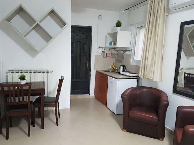 Jerusalem Home Base