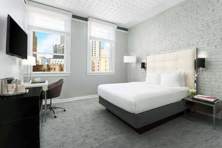 Hotel Union Square   Centrally Located   DLX King