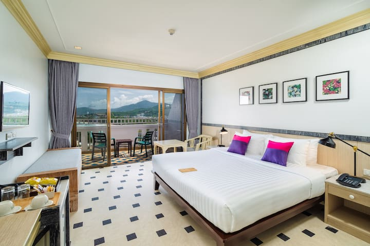 1 Bedroom with Sea View of Kata Beach
