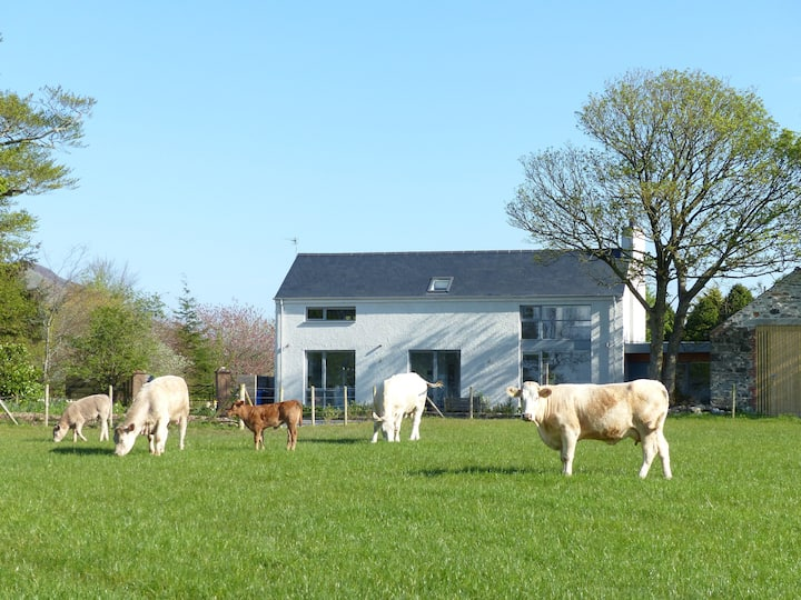 Number 1 Barn Lane - award winning holiday home